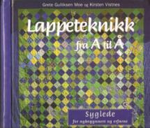 Lappeteknikk fra A til Å  Book Cover