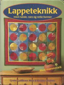 Lappeteknik – med runde, rare og rette former  Book Cover