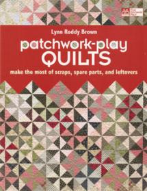 Patchwork-Play Quilts  Book Cover