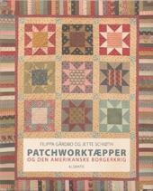 Patchworktæpper og den amerikanske borgerkrig  Book Cover