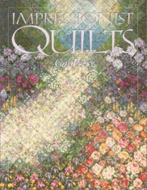 Impressionist Quilts (Watercolor)  Book Cover