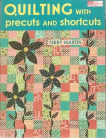 Quilting with precuts and shortcuts  Book Cover