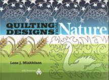 Quilting Designs from Nature  Book Cover