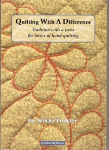 Quilting With A Difference  Book Cover