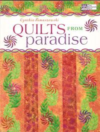 Quilts from paradise  Book Cover