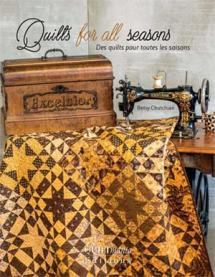 Quilts for all Seasons  Book Cover