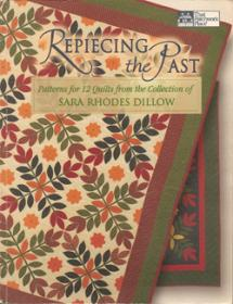 Repiecing the Past  Book Cover