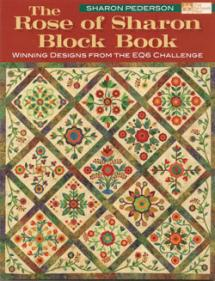 The Rose of Sharon Block Book Book Cover