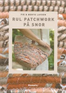 Rul Patchwork på Snor  Book Cover