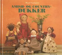 Amish- og Country DUKKER  Book Cover