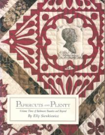 Papercuts and Plenty – Volume Three of Baltimore Beauties and Beyond  Book Cover