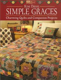 Simple Graces, Charming Quilts and Companion Projects  Book Cover