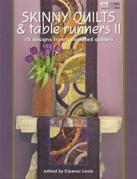 Skinny Quilts & Table Runners II Book Cover