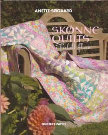 Skønne Quilts i fuldt flor Book Cover