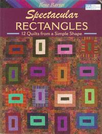 Spectacular Rectangles Book Cover