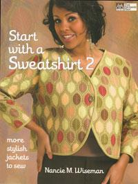 Start with a Sweatshirt 2<br><br> Book Cover