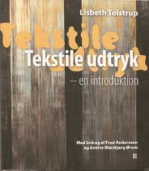 Tekstile udtryk – en introduktion Book Cover