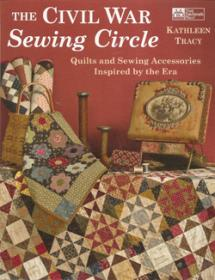 The Civil War Sewing Circle Book Cover