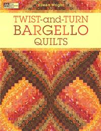 Twist-and-Turn, Bargello Quilts Book Cover