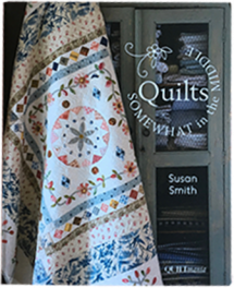 Somewhat in the Middle Quilts Book Cover