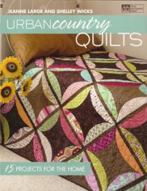 Urban Country Quilts Book Cover