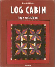Log Cabin i nye variationer  Book Cover