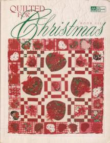 Quilted for Christmas, Book III  Book Cover